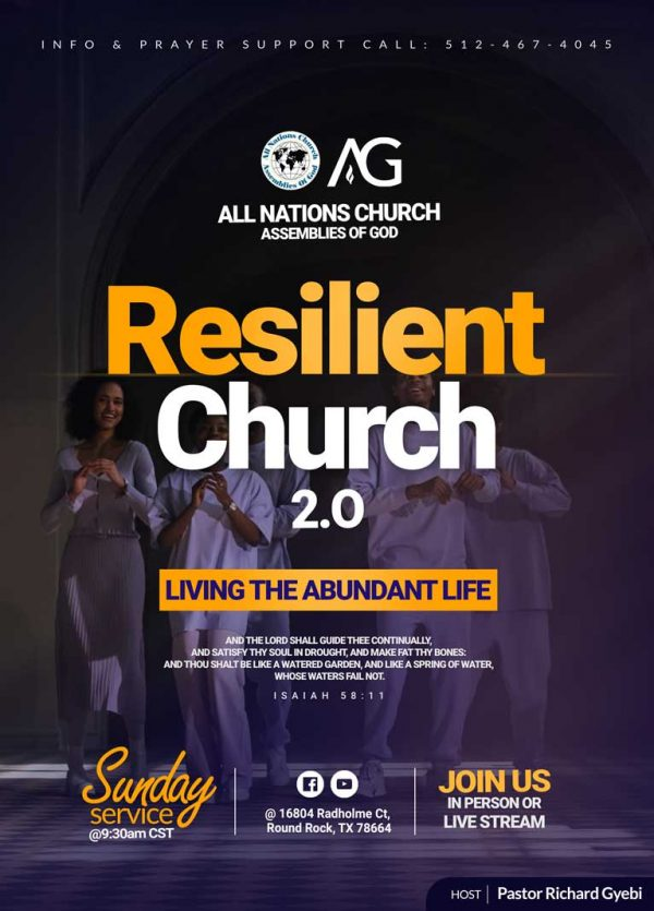resilience-church